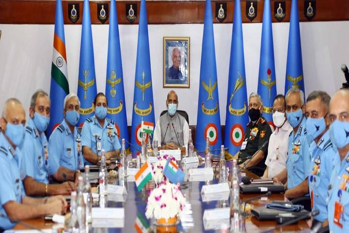 iaf commanders' conference 2021