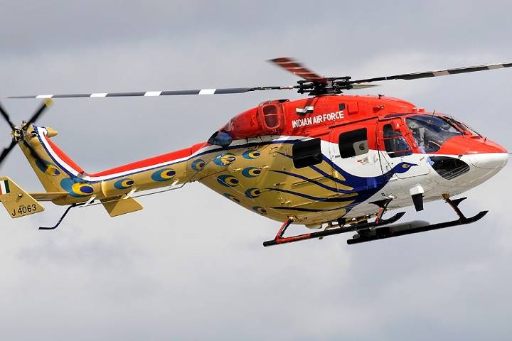 dhruv mk iii: advanced light helicopter