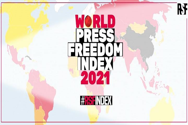 world press freedom index 2021