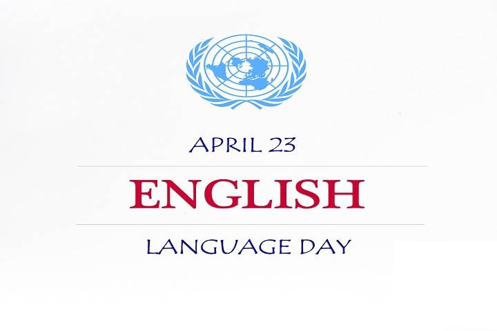 un english language day observed
