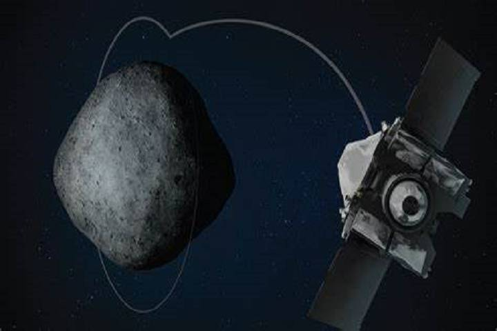 nasa's osiris-rex mission departed