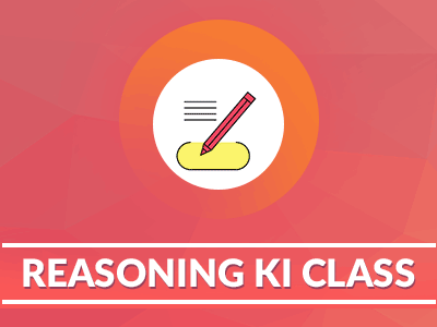 reasoning ki class: blood relations