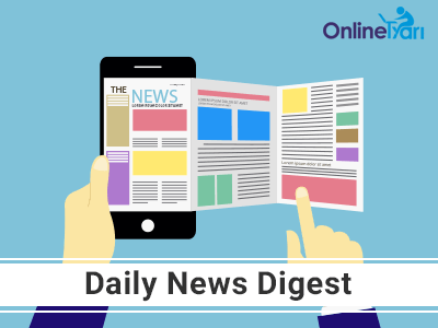 evening news digest : 24 april