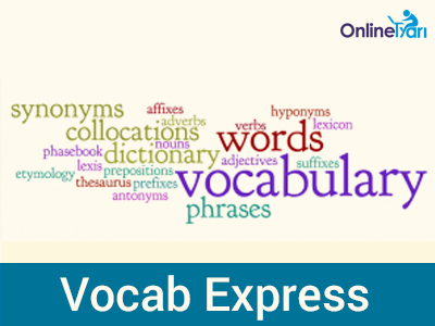 vocab express- 469