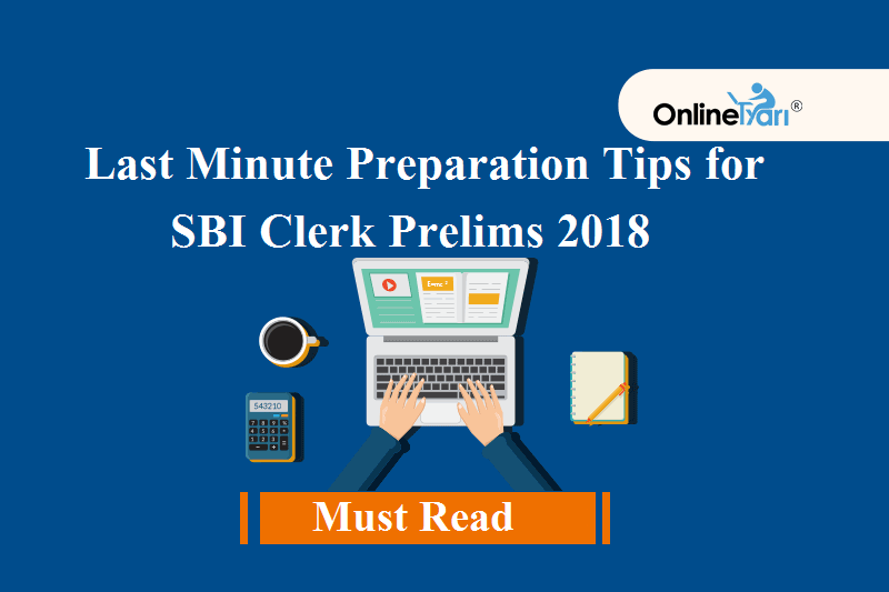 last minute preparation tips for