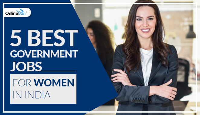 5 best government jobs for women