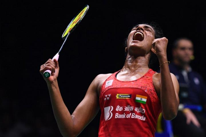 ace indian shuttler p v sindhu