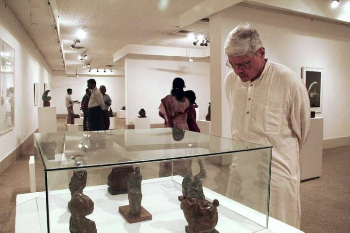 lalit kala akademi announces 60th