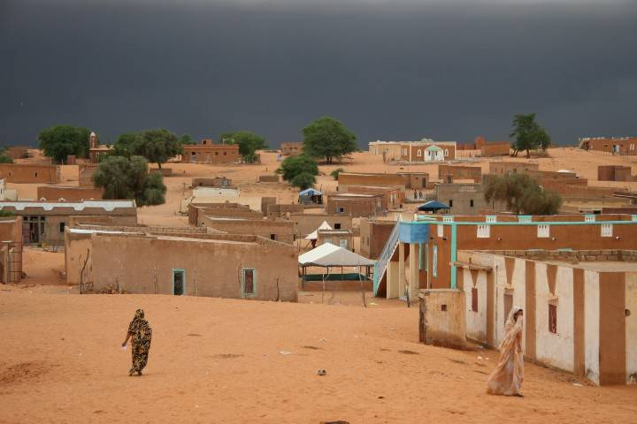 mauritania holds elections for