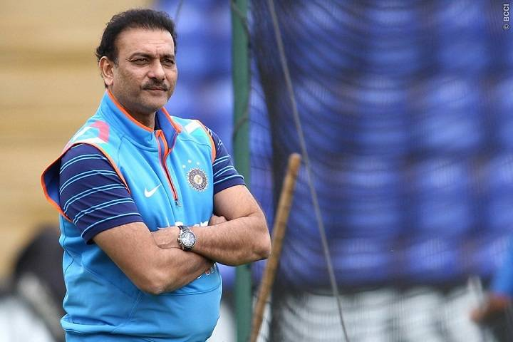 ravi shastri retains team india's