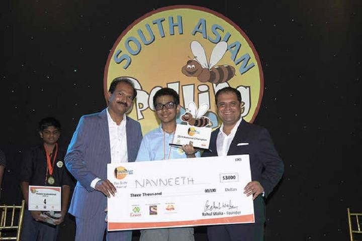 indian-american teen wins 2019