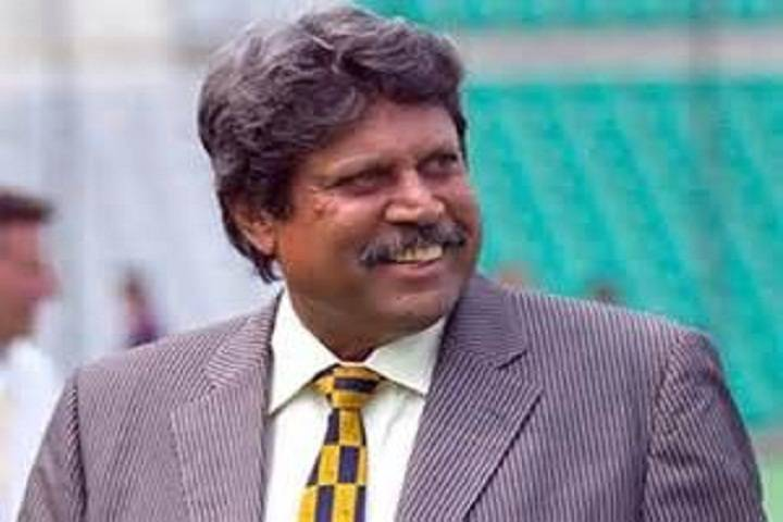 kapil dev to be the first chancellor