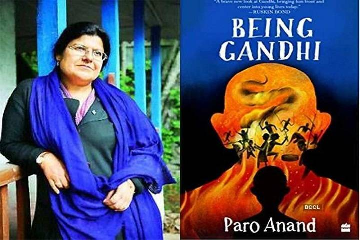 new book to mark gandhi's 150th