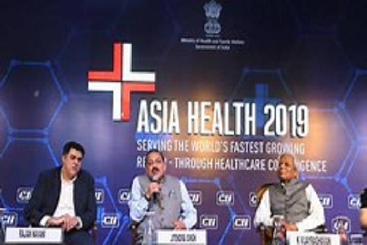 asia health conference, 2019