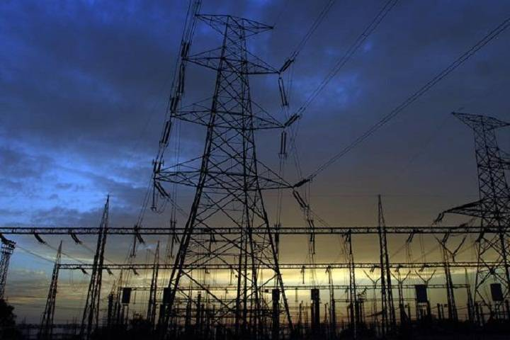 india's electricity demand falls