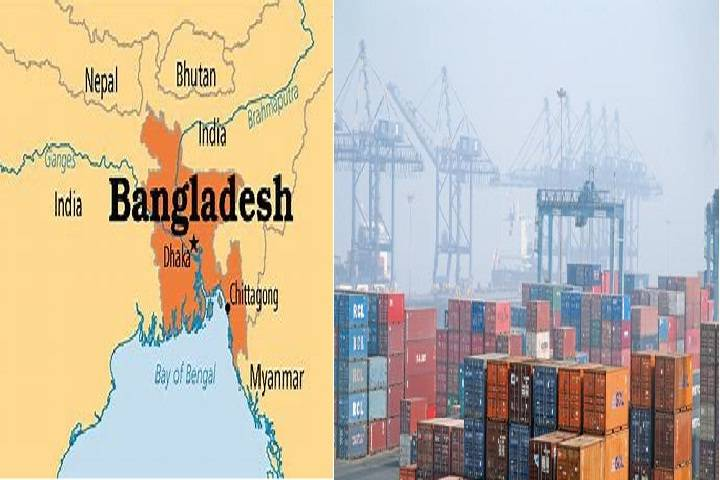 centre has declared port of mongla