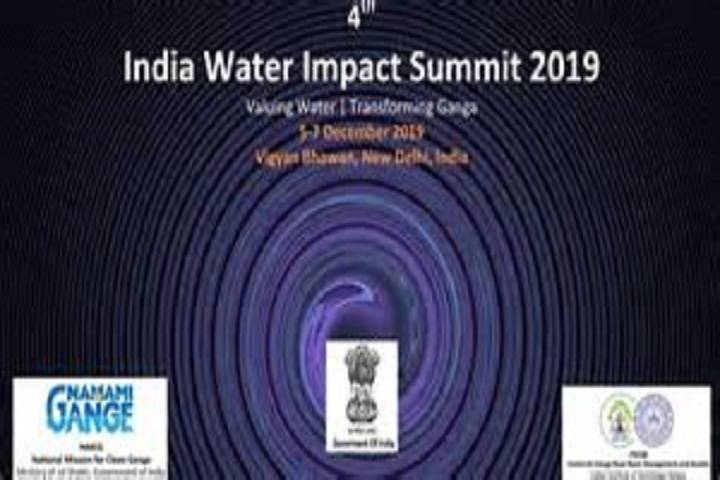 4th india water impact summit