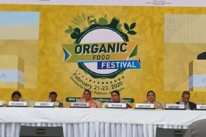 national organic food festival