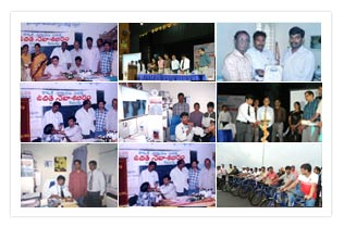 Doctor B Ravi Shankar Consultant Clinical Oncologist Cancer Awareness Camps & Programs Gallery