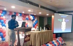Doctor B Ravi Shankar Consultant Clinical Oncologist IMA Vijayanagaram