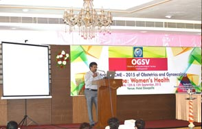 Doctor B Ravi Shankar Consultant Clinical Oncologist OGSV Annual Conference