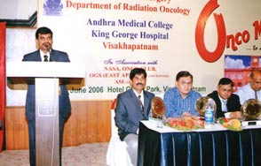 Doctor B Ravi Shankar Consultant Clinical Oncologist Conference Conducted Gallery
