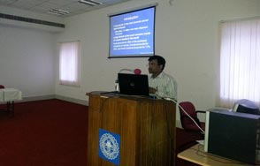 Doctor B Ravi Shankar Consultant Clinical Oncologist Steel Plant Activity Gallery