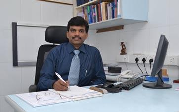 Doctor B Ravi Shankar Image, Consultant Clinical Oncologist, Visakhapatnam