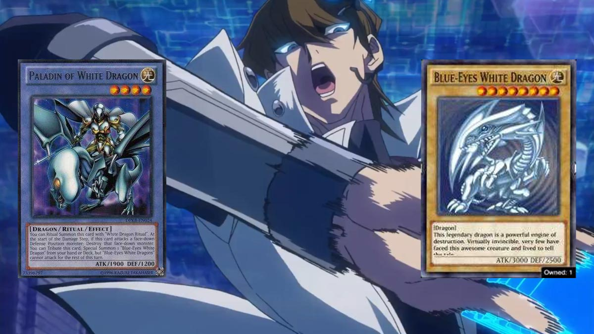Guide Deck YuGiOh Duel Links: Deck Combo Blue-Eyes