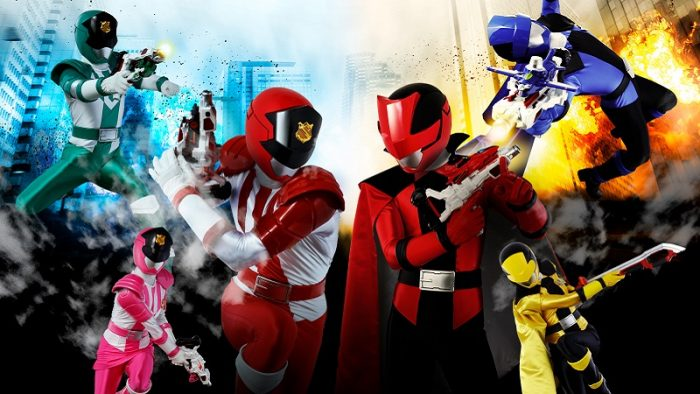 review lupinranger vs patranger