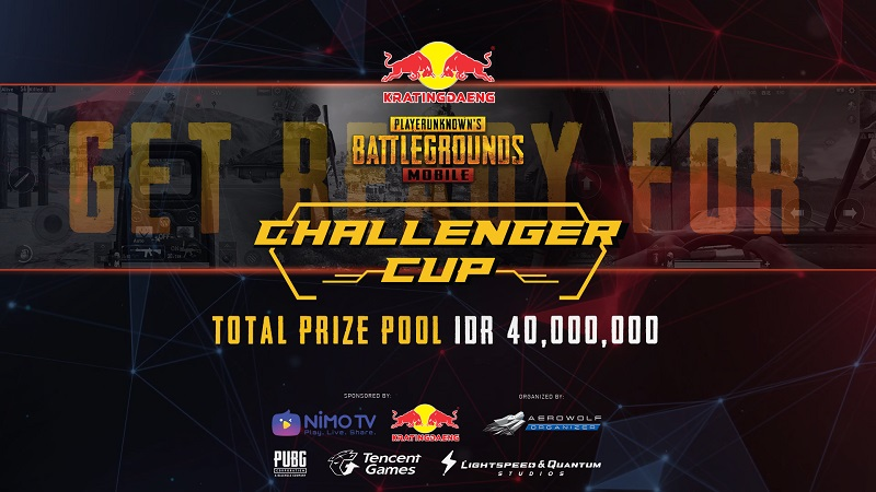Kratingdaeng PUBG Mobile Series