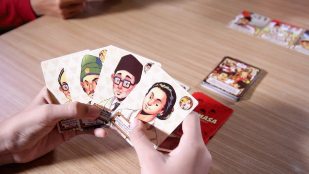 card game linimasa