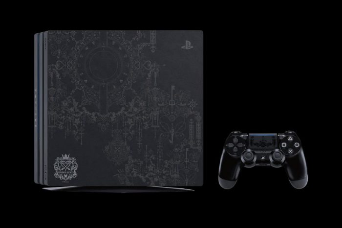 Playstation 4 Pro Kingdom Hearts 3
