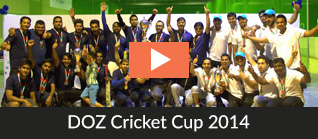 DOZ Cricket Cup 2014