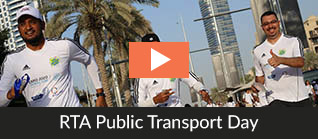 RTA Public Transport Day