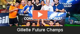 Gillette Future Champs