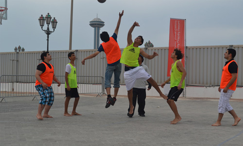 Abu Dhabi Sports Council Beach Games