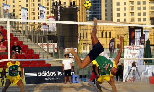 FootVolley World Cup 2011