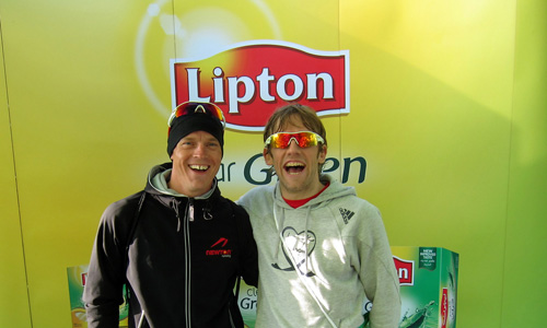Lipton Clear Green Running Club