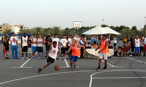 Sharjah Streetball 2012 Tournament