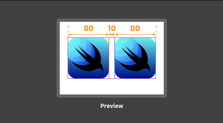 Stack layout process