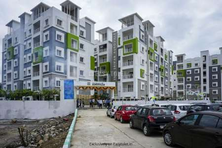 3 BHK Apartment For Rent In Hitech City