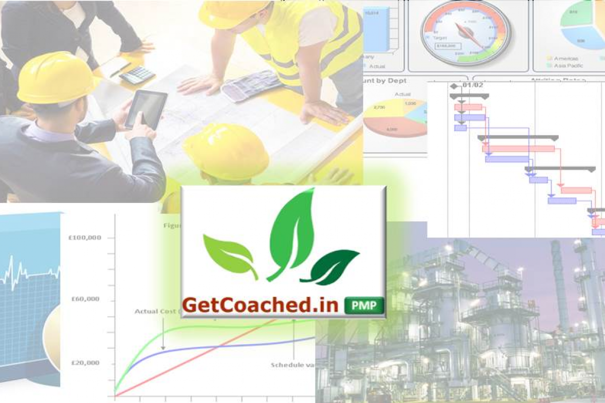 Pmp 4 Day Training For Rs 9000 From Getcoachedpmp