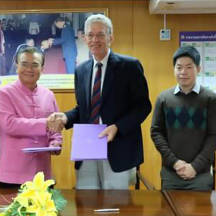 Chiang Mai University and East-West Seed strengthen collaboration