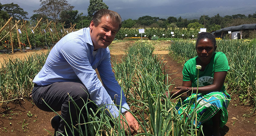East-West Seed appoints new general manager in Tanzania