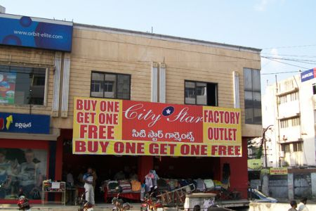Commercial Space For Rent In Begumpet