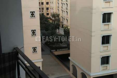 2 BHK Apartment For Rent In Rajarhat