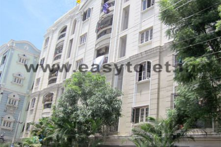 3 BHK Bachelor Accommodation For Rent In Malakpet