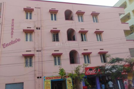 3 BHK Apartment For Rent In Currency Nagar