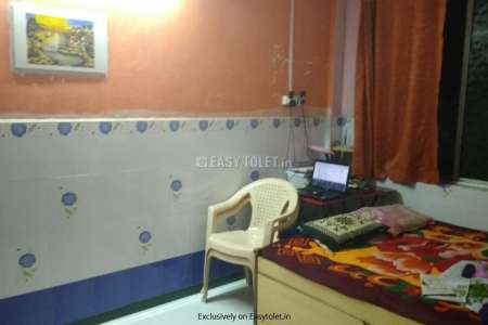 Two Rooms Apartment For Rent In Kalamboli